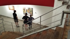 Gallery space @ ARTSProject.